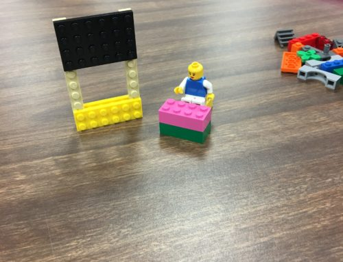 LEGO SERIOUS PLAY Workshop with Upper Coastal Plains Council of Governments